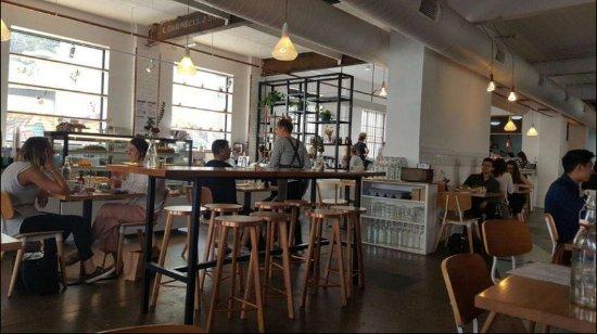 Fitzroy, Australia: Tables