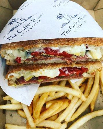 Mudgee, Australia: Antipasto Sandwich