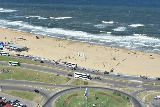 La Vista Punta Del Este: Vista da Playa Brava!