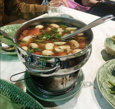 Ying Thai 2: Tom Yum Hot Pot