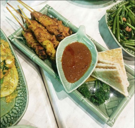 Ying Thai 2: Satay Chicken