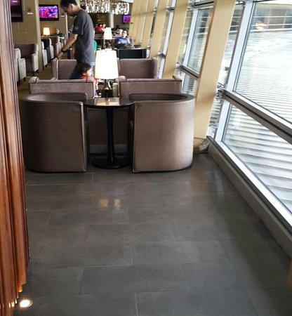 Sepang, Malaisie : Plaza Premium Lounge