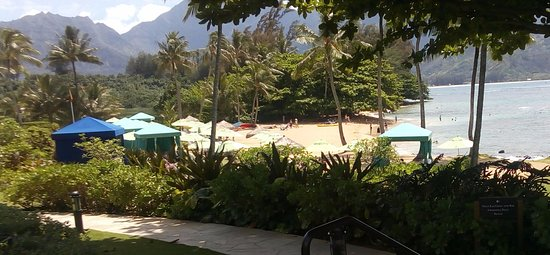 St. Regis Princeville Resort: One of the beautiful views
