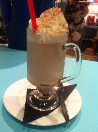 Blueys Beach, Australia: Iced Coffee