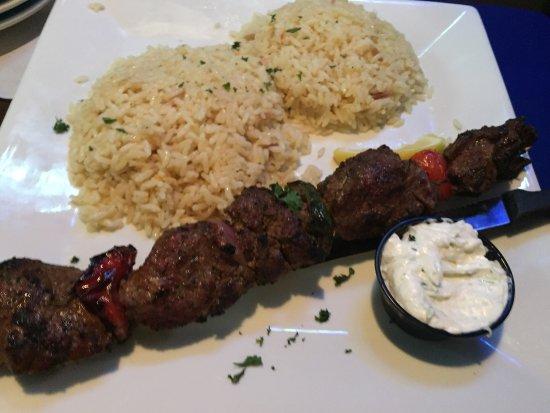 Taunton, Массачусетс: Mediterranean Bar & Grill