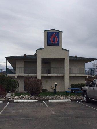 Motel 6 Billings - South: The street side