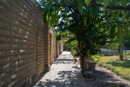 Refugio de Santiago Ecolodge: Espacios