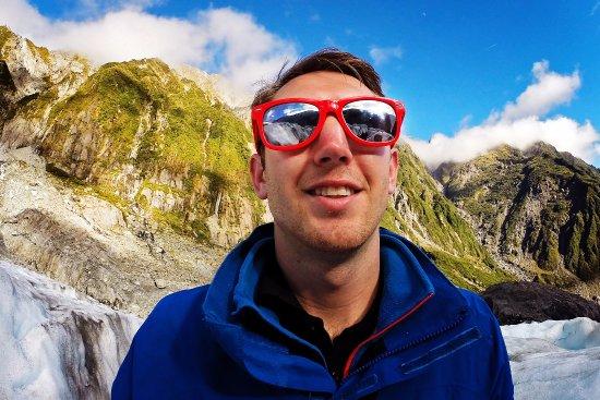 Franz Josef, Nueva Zelanda: A brilliant day.