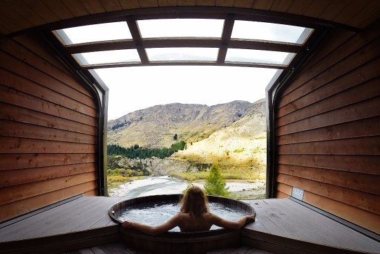 Onsen Hot Pools Retreat & Day Spa: This is the life.