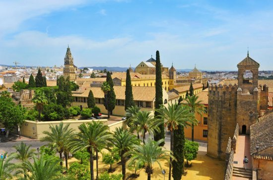Cordoba Day Trip from Seville...