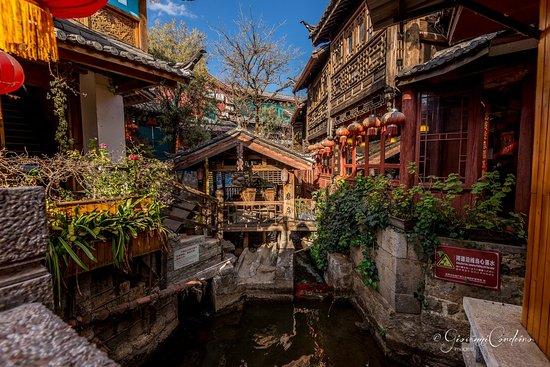 Old Town of Lijiang - China