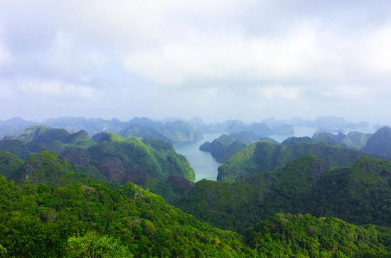 3-Day Halong Bay and Cat Ba Island...