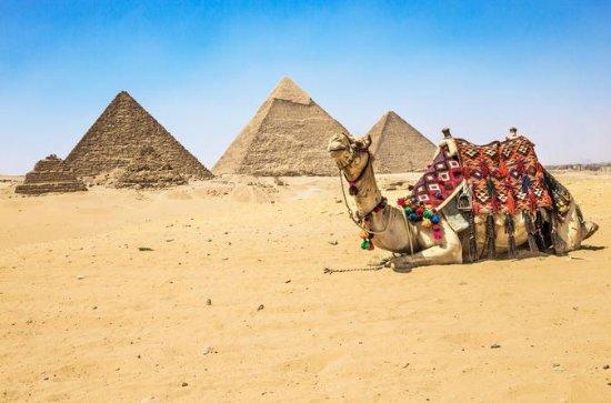 Tour Privado de Meio Dia: Pirâmides de...