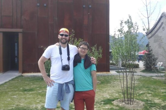 Private Day Trip to Mutianyu Great Wall and Summer Palace with...