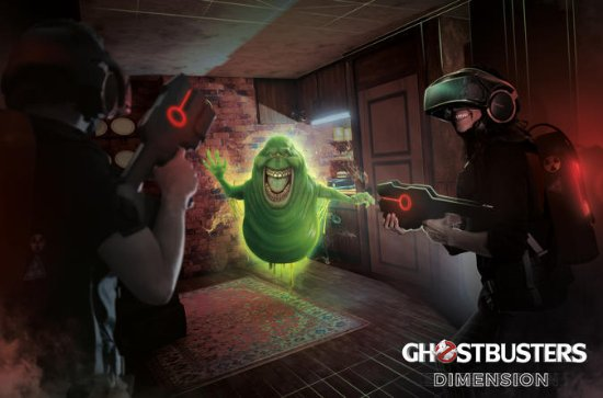 Ghostbusters: Dimensions at Madame...
