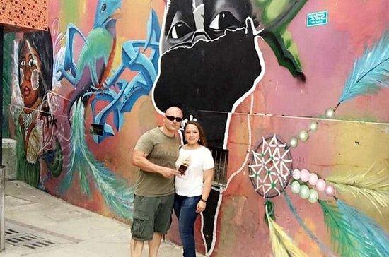 Private Half-Day Medellín Graffiti...