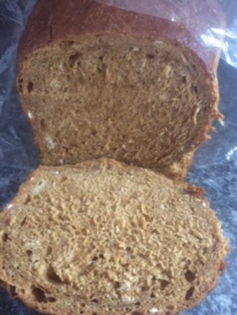 New Germany, Канада: Their in store made brown bread