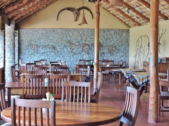 Ndutu Safari Lodge: Restaurant