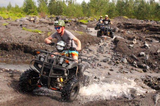 Mayon Skydrive ATV Adventure