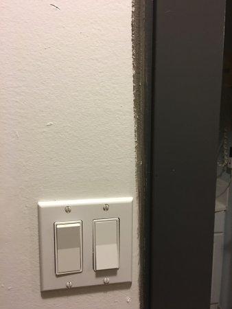 Duncan, Canada: Bad paint job