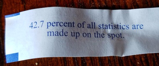 Houghton, MI: Best Fortune Cookie message I ever read, my husband's cookie had no note