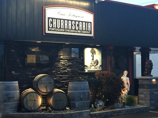 Chatham, Canadá: Welcome to Churrascaria