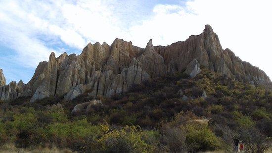 Omarama, نيوزيلندا: Clay Cliffs 2