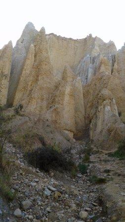 Omarama, Νέα Ζηλανδία: Clay Cliffs 9