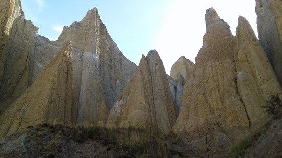 Omarama, Νέα Ζηλανδία: Clay Cliffs 10