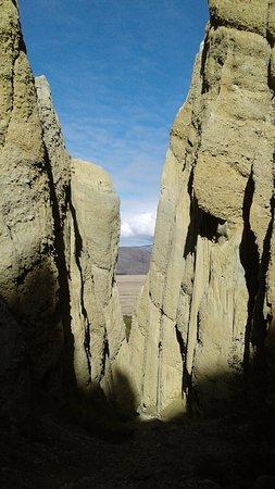 Omarama, Νέα Ζηλανδία: Clay Cliffs12