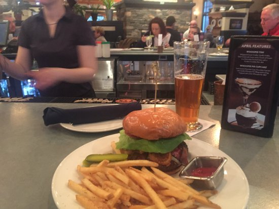 Bedford, Nueva Hampshire: Cowboy Burger