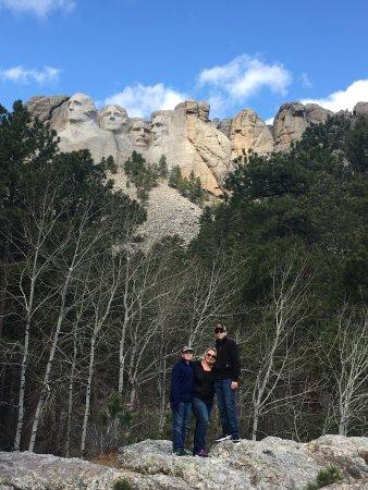 Mount Rushmore National Memorial: photo5.jpg