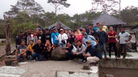 Sleman, Indonesia: museum merapi