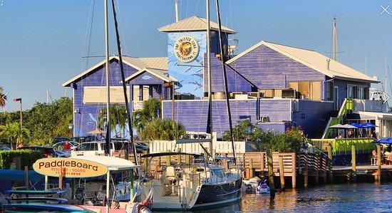 Port Saint Lucie, Flórida: Our Twisted Tuna Lunch Cruise