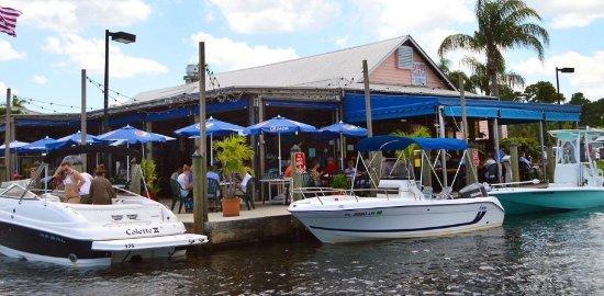Port Saint Lucie, Flórida: Our Shrimpers Lunch Cruise