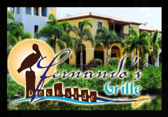 Port Saint Lucie, FL: Our Fernando's Dockside Grille Lunch Cruise