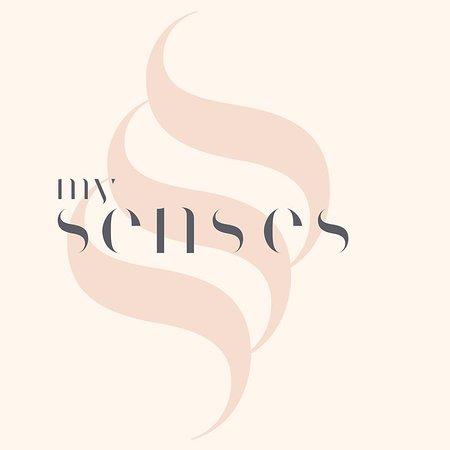 Dubendorf, Швейцария: Logo der Cocktailbar my senses