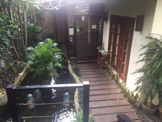 Danai Spa at Tanjung Bungah Penang: Spa entry