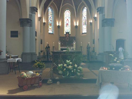 Wiers, Belgium: Eglise Saint-Amand
