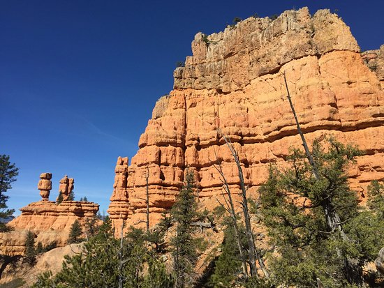 Panguitch, UT: Red Canyon - great views