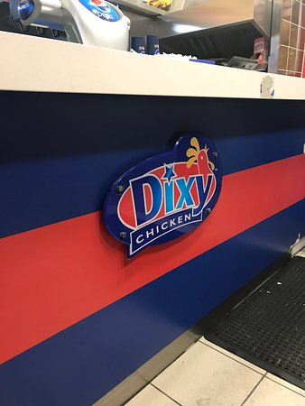 Dixy Chicken Westmoreland Road Newcastle Upon Tyne Restaurant