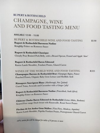 Franschhoek, South Africa: R&R Champagne Wine & Food Tasting Experience, must do