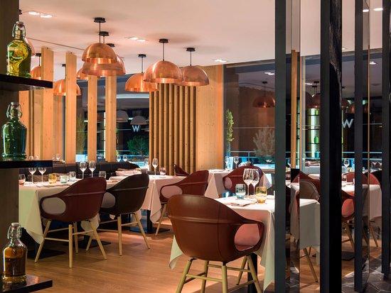 W kitchen verbier restaurant avis num ro de t l phone for W kitchen verbier menu