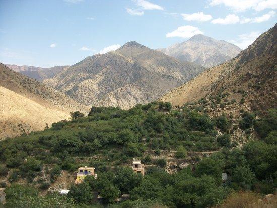 مراكش-تانسيفت-الحوز, المغرب: atlas mountains