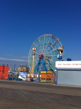 Historic Coney Island Tour