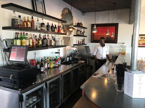 Riebeek Kasteel, South Africa: Our Bar