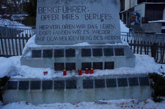 Bergführerdenkmal