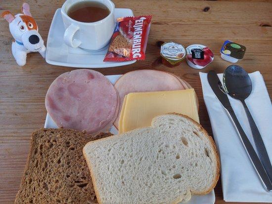 New West Inn Amsterdam: Завтрак