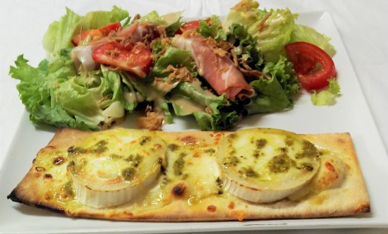 Montmelian, Fransa: Salade Bergère