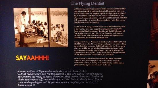 "Broken Hill, Australia: Dental service ""included"""